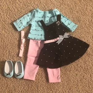 *RETIRED* Grace's Bakery Outfit